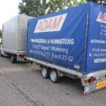 Transport mebli , okien ,maszyn Polska - Niemcy , Niemcy - Polska przeprowadzki
