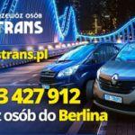 przewóz osób do Berlina, transport do Berlina, przewozy Berlin, transfery na lotniska