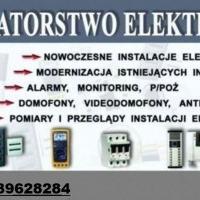 elektryk podejmie prace